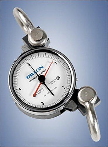 AP5-10000LB AP Mechanical Dillon Dynamometer 10,000 LB Capacity 5'' Dial Size - 30006-0084
