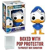 Duck Tales Dewey Pop! Vinyl Figure and (Bundled with Pop BOX PROTECTOR CASE)