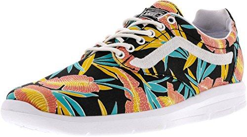Men's Skateboarding Vans Iso Ankle White True Leaves 1 High Tropical Shoe Black 5 ZSqwSTd