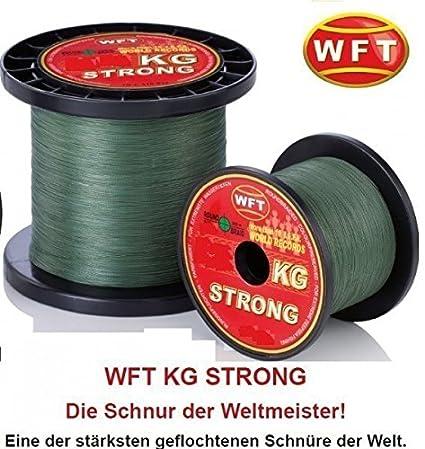 WFT KG STRONG Schnur geflochtene 51/kg 0,32/mm 600/m