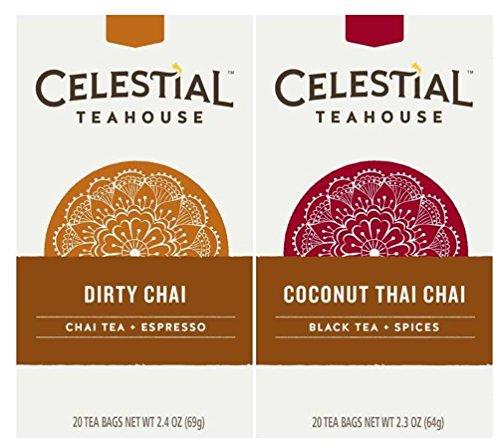 Celestial Teahouse Gluten Free Flavor Variety