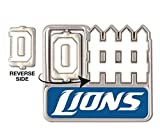 NFL Detroit Lions 12354115 Collector Pin Jewelry Card