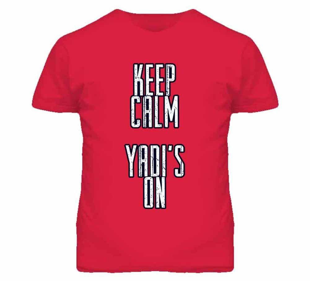 Tshirt Bandits S St Louis Keep Calm Yadi Molinas On T Shirt
