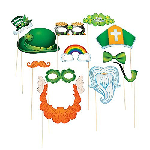 St. Patrick's Day Handheld Costume Props (Solo Costumes)