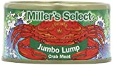 Miller s Select Jumbo Lump Crab Meat 6.5 Oz (Pack of 4)