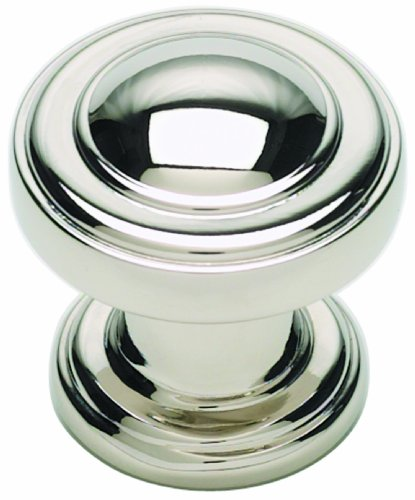 Pn Polished Nickel Knob - 4