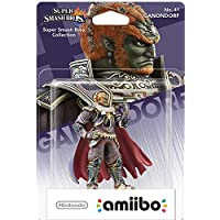 Nintendo Ganondorf amiibo #041 (Super Smash Bros.)