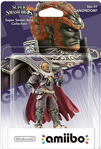 Ganondorf amiibo - Europe/Australia Import (Super Smash Bros Series)