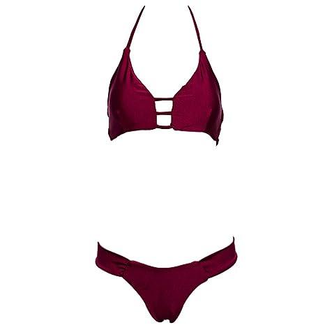 80bb3f12b84 Zorbes Hot Sexy Bikini Sling Swimsuit for Women: Amazon.in: Sports, Fitness  & Outdoors