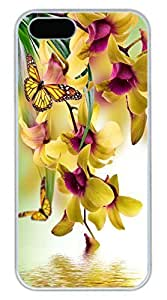 Brian For SamSung Galaxy S4 Phone Case Cover - Fashion Style Butterfly 2 White PC Hard For SamSung Galaxy S4 Phone Case Cover Kimberly Kurzendoerfer