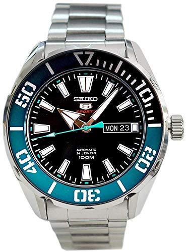 [해외][이 코] SEIKO 5 SPORTS 시계 오토매틱 100M 방수 SRPC53K1 남성용 [병행 수입품] / Seiko SEIKO 5 SPORTS Watch automatic winding 100m waterproof SRPC53K1 men [parallel import Products]