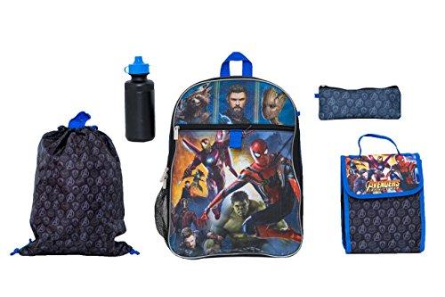 marvel avengers backpack - 4