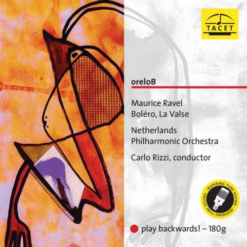 MAURICE / NETHERLANDS PHILHARMONIC ORCH / RIZZI - ORELOB