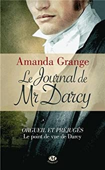 Le journal de Mr Darcy par Grange