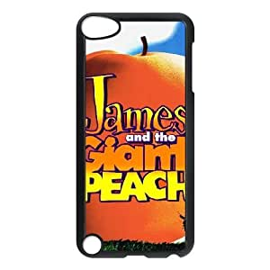 iPod Touch 5 Phone Case Black James and the Giant Peach BXF285559