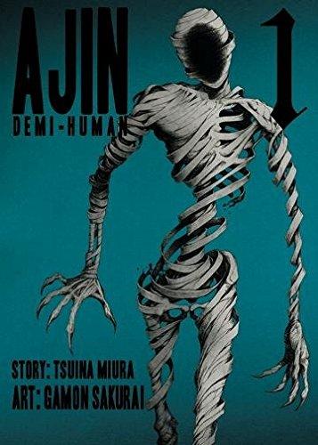 Vertical Foundations - Ajin, Volume 1: Demi-Human