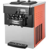 VEVOR 2200W Commercial Soft Ice Cream Machine 20 to 28L or...