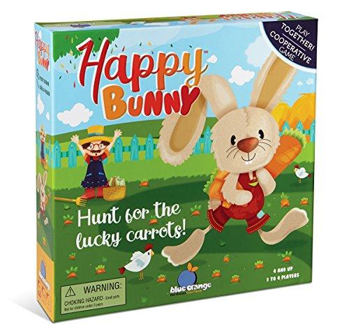 Blue Orange Happy Bunny Cooperative product image