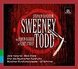 Sweeney Todd: The Demon Barber of Fleet Street by Jane Henschel, Mark Stone (2013) Audio CD