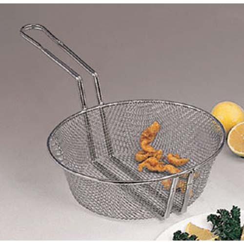 American Metalcraft FB-10-F Round Fry Basket - 10''Diam., Fine Mesh