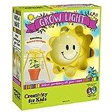 Creativity for Kids GROW Light Kit - LED Grow Light, Mimics Natural Sunlight