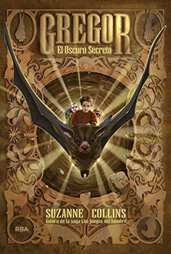 Amazon.com: Gregor 4. El oscuro secreto (FICCION JUVENIL ...