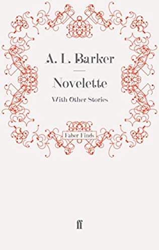 book cover of Novelette, with Other Stories