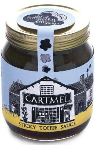 Cartmel Sticky Toffee Dessert Sauce, 6 oz.