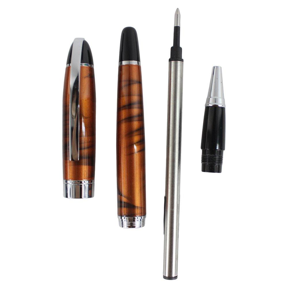 blu ricariche nero Sipliv classica penna roller liscia 517