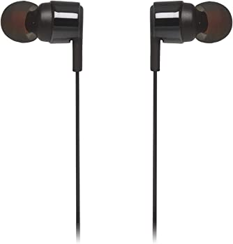 JBL T210 in-Ear Headphone with One-Button Remote/Mic
