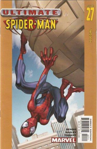 Ultimate Spider-man #27 (Illegal) November 2002