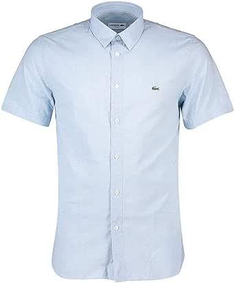 Lacoste - Camisa Punto Manga Corta Hombre