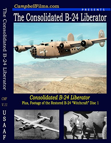 Air Force Consolidated B-24 Liberator WW2 Big Bomber, used for sale  Delivered anywhere in USA