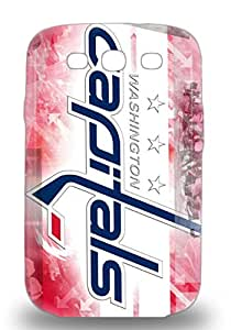 Fashion 3D PC Case Cover For Galaxy S3 NHL Washington Capitals Logo ( Custom Picture iPhone 6, iPhone 6 PLUS, iPhone 5, iPhone 5S, iPhone 5C, iPhone 4, iPhone 4S,Galaxy S6,Galaxy S5,Galaxy S4,Galaxy S3,Note 3,iPad Mini-Mini 2,iPad Air )