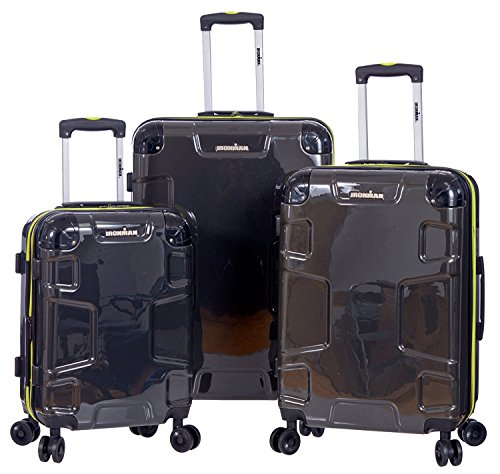 IRONMAN Hard Side 3 Piece Luggage Set including a 20