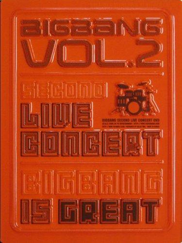 BIG BANG IS GREAT (限定日本輸出仕様DVD) B0015V3YO2