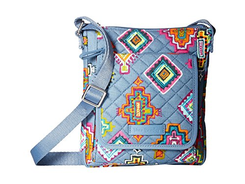 - Vera Bradley Women's Iconic RFID Mini Hipster Painted Medallions One Size