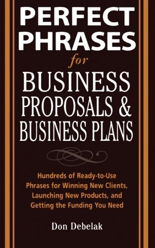 Perfect Phrases Business Proposals Plans Pdf B73d2f22d Payday