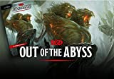 5th edition d and d - Dungeons & Dragons - D&D: Out of the Abyss Adventure (5th Edition / Next - Book / Manual)
