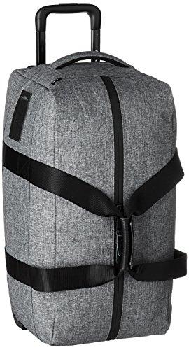 Herschel Supply Co. Wheelie Outfitter Luggage, Raven Crosshatch