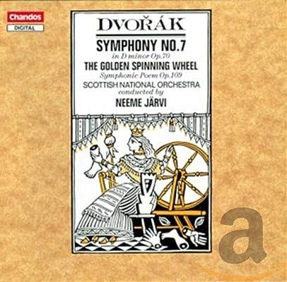 Dvorak symphony no. 7: Royal Scottish National Orchestra, Antonin ...