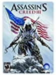 Assassin's Creed 3 Steelbook for PS3/...
