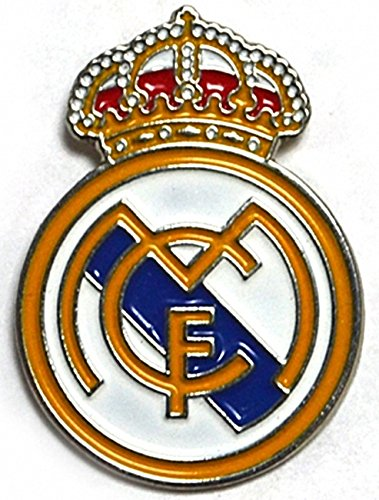 - New Official Football Team Pin Badge (Real Madrid FC)