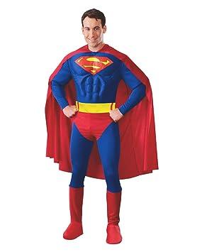 Horror-Shop Superman Muscular Traje Adulto L: Amazon.es: Juguetes ...