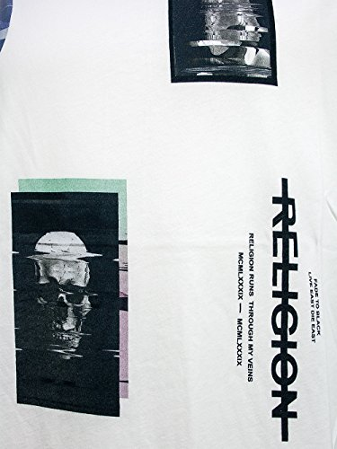 RELIGION® Herren Shirt ATOMIC Neue Kollektion