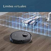 Ecovacs DEEBOT 950 Robot con Tecnología Ozmo y Smart Navi 3.0, 200 ...