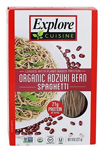 Explore Cuisine Organic Adzuki Bean Spaghetti, 8 oz