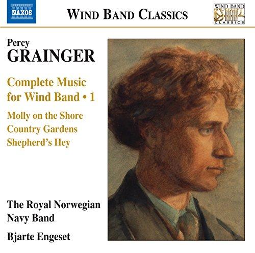 Grainger: Complete Music for Wind Band, Vol. (Royal Norwegian Navy Band)