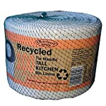 Banquet-Reciclado-100-Bolsas-de-basura-de-cocina-altos-con-asa-de-corbata-color-blanco
