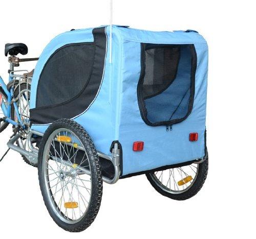 Carro para perros en bicicleta 2